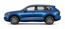 New Volkswagen New Touareg