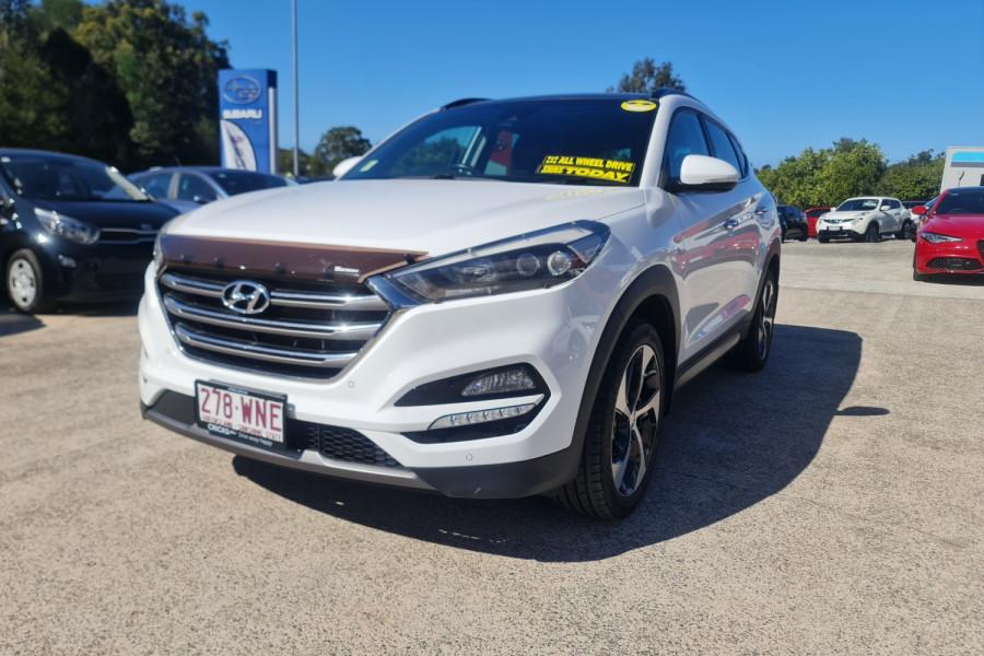 2015 Hyundai Tucson Highlander Image 3