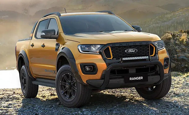 Ranger Wildtrak X Go wild in style