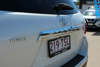 2013 MY12 Toyota Kluger GSU40R Grande 2WD Suv Image 5