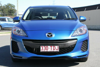 2013 Mazda 3 BL10F2 MY13 Neo Activematic Hatchback