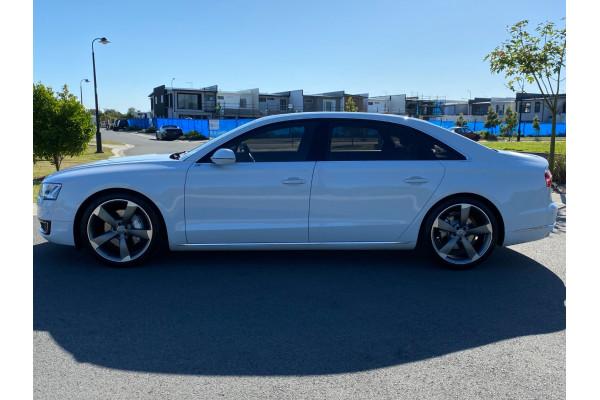 2016 MY17 Audi A8 4H  L Sedan Image 5