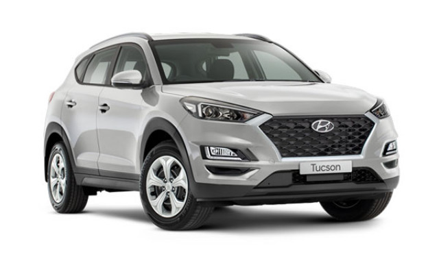 Hyundai Tucson Go with safety pack TL3