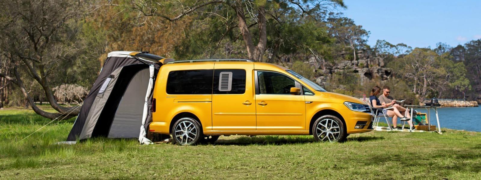 New Volkswagen Caddy for sale - Cricks Maroochydore Volkswagen