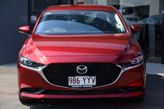2019 Mazda 3 BP G20 Evolve Sedan Sedan Image 2