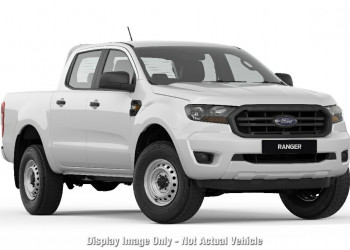 2018 MY19.00 Ford Ranger PX MkIII 4x4 XL Double Cab Pick-up Utility