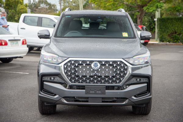 2020 MY21 SsangYong Rexton Y450 Ultimate Suv Image 3
