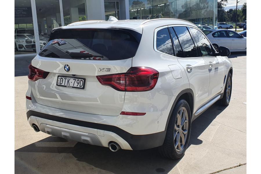 2017 BMW X3 Series G01 XDRIVE20D Wagon