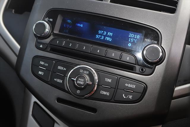 2016 Holden Barina TM MY16 CD Hatchback Image 14