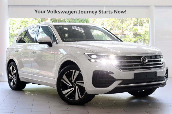 2021 Volkswagen Touareg CR 210TDI R-Line Suv