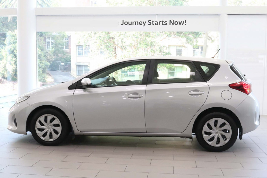 2014 Toyota Corolla ZRE182R Ascent Hatch Image 3