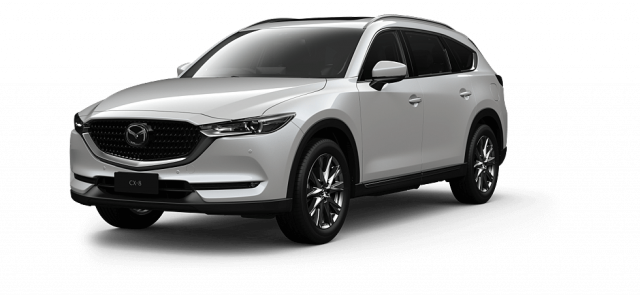 2021 Mazda CX-8 KG Series GT Suv Mobile Image 2