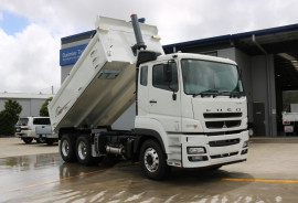 Fuso Heavy FP54 6X4 TIPPER