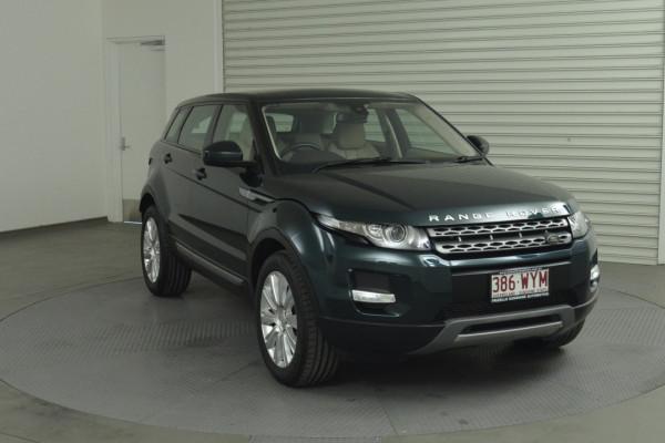 2015 Land Rover Range Rover Evoque L538 MY15 SD4 Suv Image 3