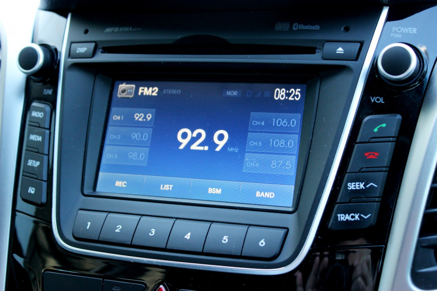 2014 Hyundai I30 Active Wagon Image 13