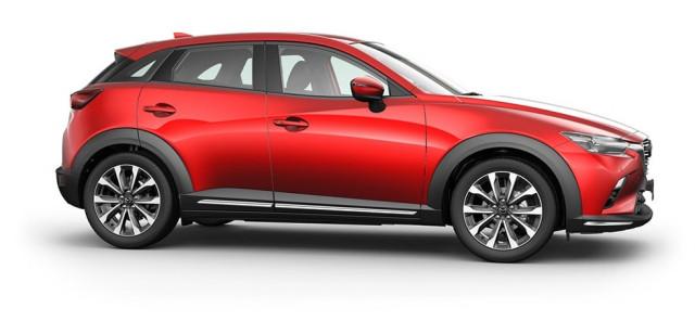 2020 MY0  Mazda CX-3 DK sTouring Suv Mobile Image 9