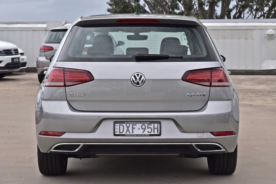 2017 MY18 Volkswagen Golf 7.5 110TDI Highline Hatchback