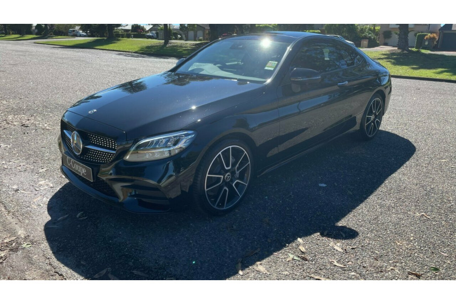2020 MY01 Mercedes-Benz Mb Cclass C205  C200 Coupe