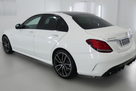 2018 Mercedes-Benz C Class Image 4