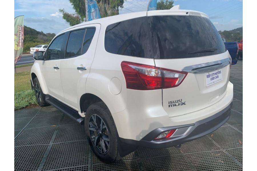 2019 Isuzu Ute MU-X MY19 LS-U Wagon