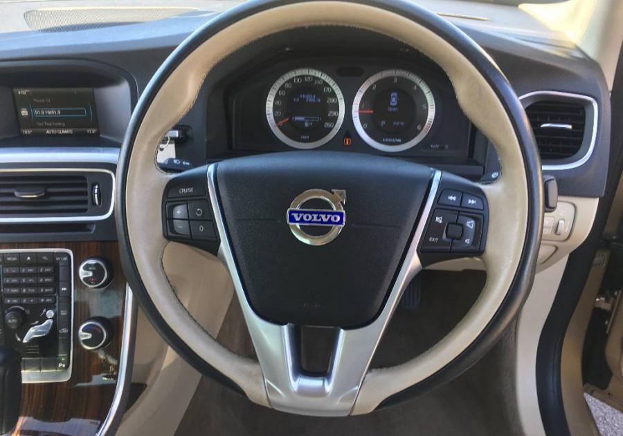 2010 Volvo S60 F MY12 D5 Sedan