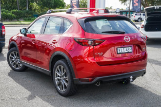 2020 Mazda CX-5 KF Series Akera Suv Image 2