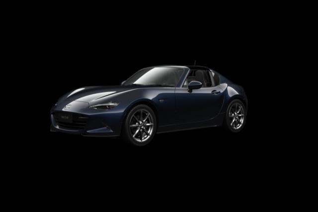 2021 MY20 Mazda MX-5 ND RF GT Targa