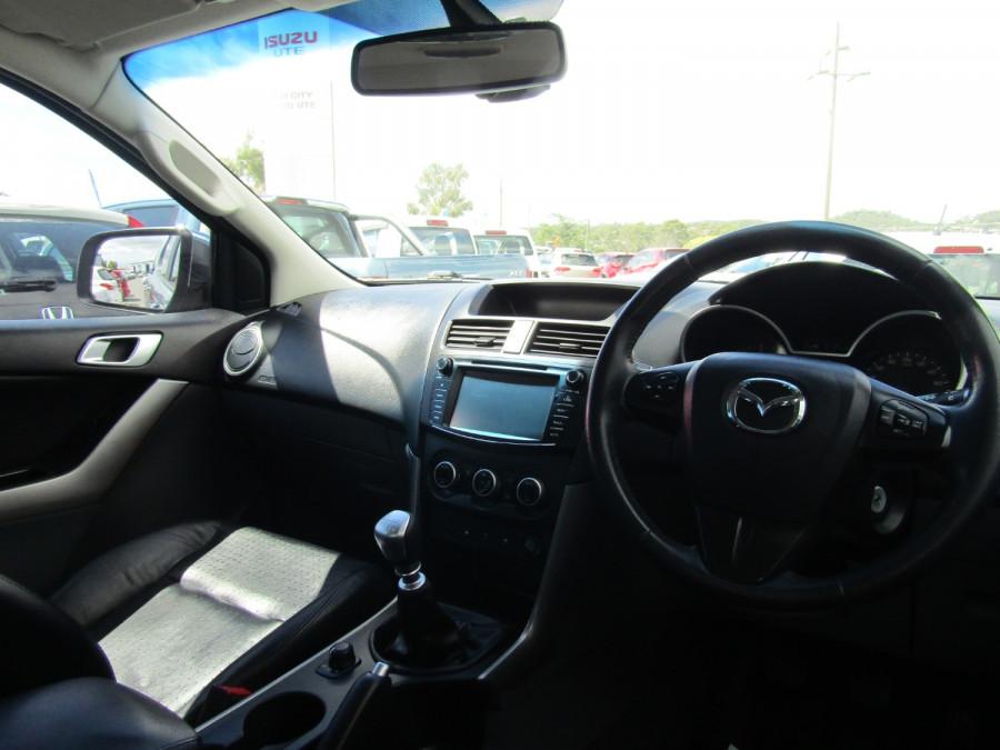 2016 Mazda BT-50 UR0YF1 GT Utility Image 7