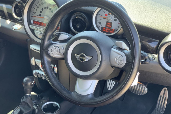 2009 Mini Hatch R5 S Hatchback