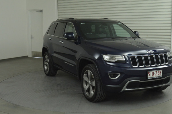 2015 Jeep Grand Cherokee WK Limited Suv Image 3