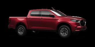 2020 MY21 Mazda BT-50 TF XT 4x4 Pickup Utility