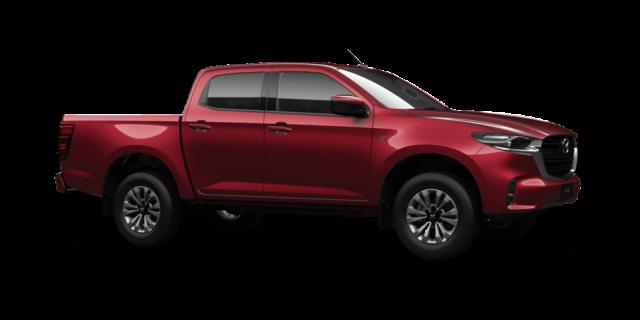 2020 MY21 Mazda BT-50 TF XT 4x4 Pickup Utility Image 8