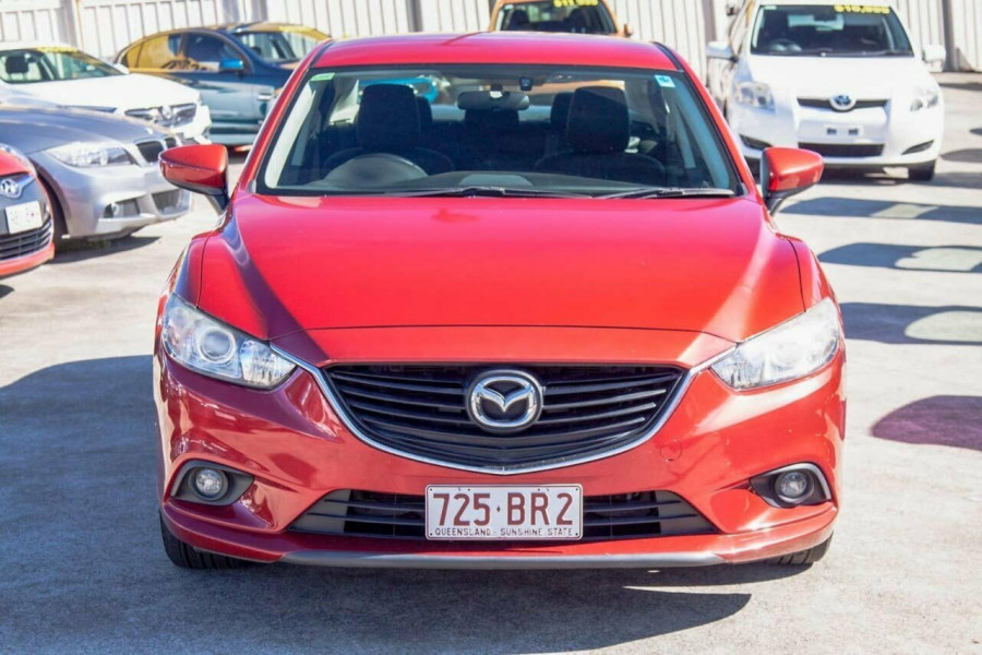 2013 Mazda 6 6C Sport Sedan