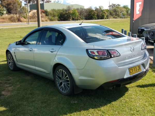 2016 Holden Calais VF II MY16 Sedan