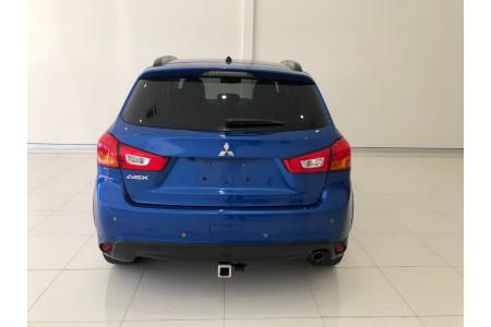 2016 Mitsubishi ASX XB XLS Suv Image 5