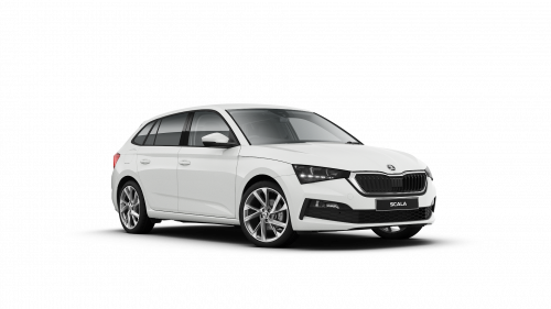 2020 MY21 Skoda Scala NW 110TSI Hatch