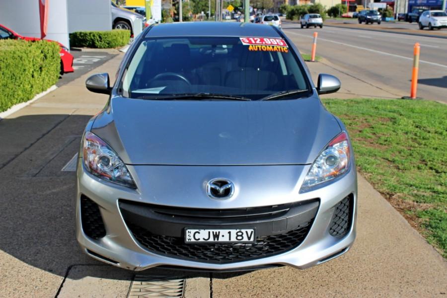 2012 MY13 Mazda Mazda3 BL10F2  Neo Sedan