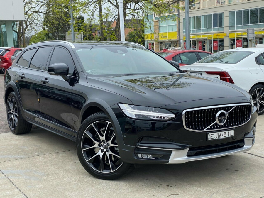 2017 Volvo V90 P MY17 D5 Cross Country Inscription Wagon Image 1