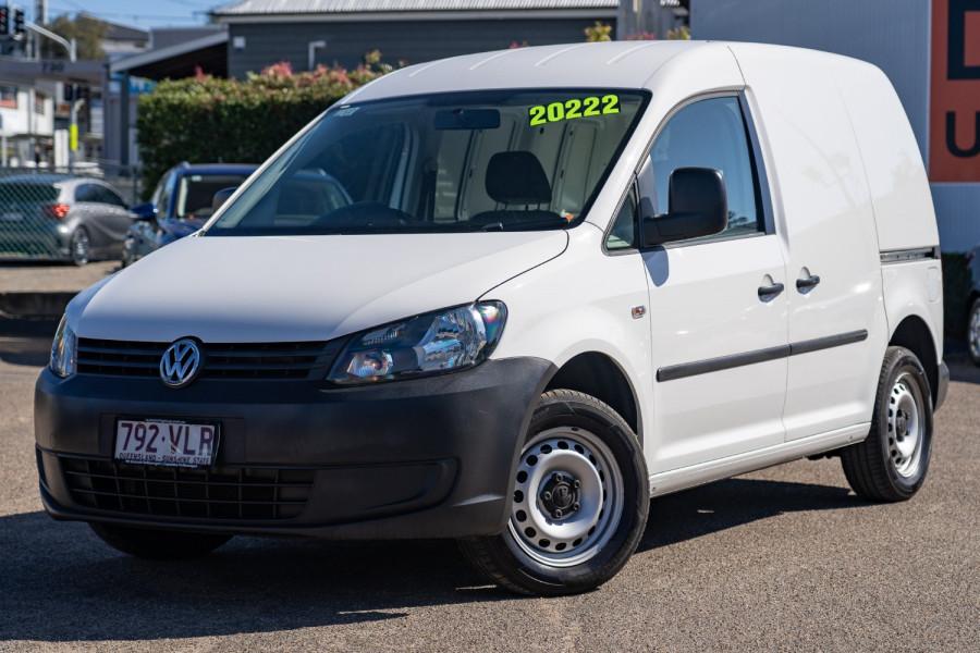 2014 MY15 Volkswagen Caddy 2KN  TSI160 Van