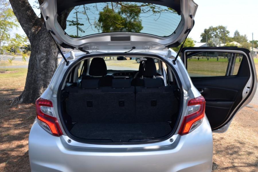 2016 Toyota Yaris NC Hatchback Hatchback