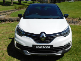 2018 Renault Captur J87 S-Edition Hatchback