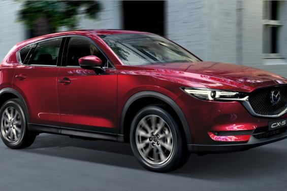 Turbo Boost for Mazda CX-5