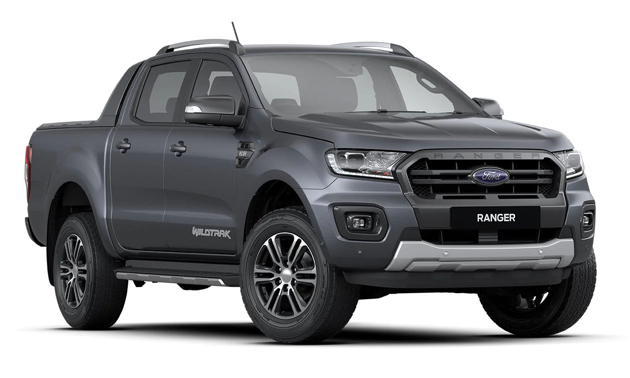 2020 MY20.25 Ford Ranger PX MkIII 4x4 Wildtrak Double Cab Pick-up Utility