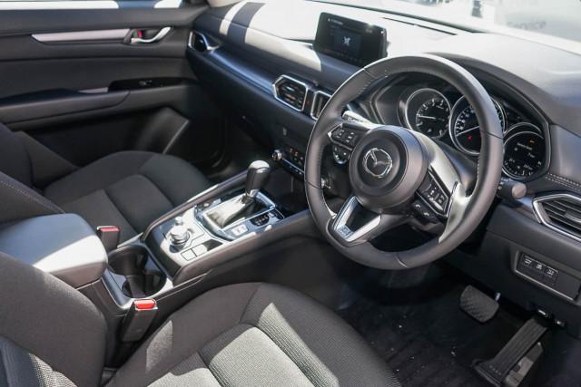 2019 Mazda CX-5 KF2W7A Maxx Sport Suv Image 4