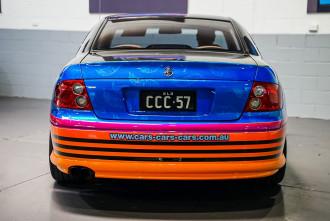 2001 Holden Monaro V2 CV8 Coupe Image 4
