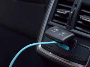 Quick-Charge Rear USB Ports Image