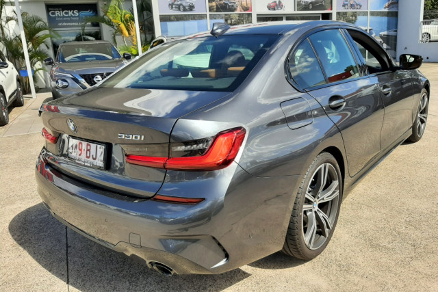 2021 BMW 3 Series G20 330i M Sport Sedan Image 5