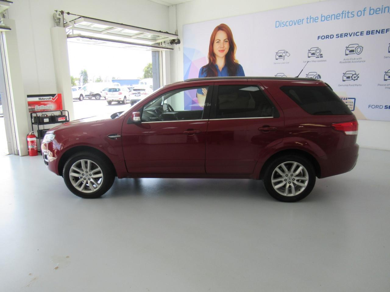 2016 Ford Territory SZ MKII TS Wagon Image 10