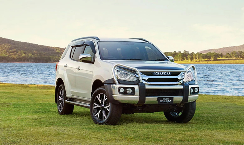 ISUZU MU-X ACCESSORY SPECIAL MODEL Image