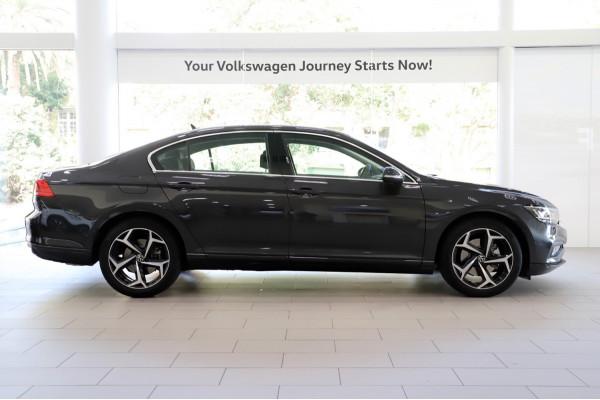 2020 MY21 Volkswagen Passat 140TSI Business 2.0LT/P 7Spd DSG Sedan Image 3
